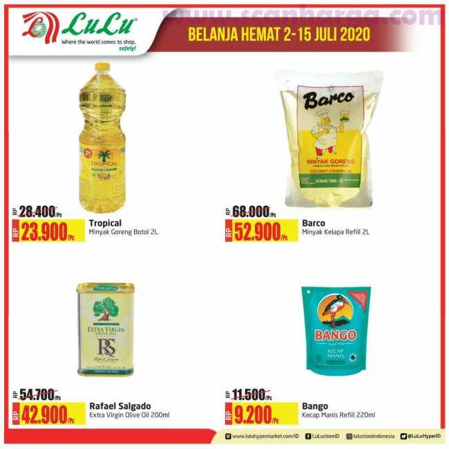 Lulu Hypermarket Katalog Belanja Hemat Terbaru Periode 2 - 15 Juli 2020 2