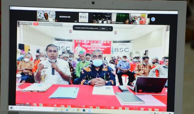 Suriel Mofu Nilai Bandar Antariksa Akan Ciptakan Peluang Emas dan Pembangunan di Biak Numfor.lelemuku.com.jpg