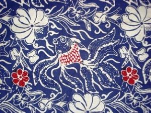 Batik  Tasikmalaya Jawa Barat Motif Sukapura