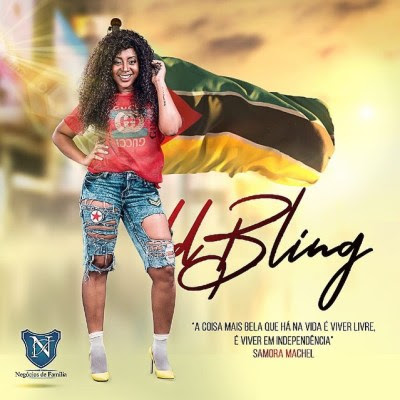 Dama do Bling – Vota Nyusi