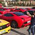 ΠΕΙΡΑΙΑΣ: Καλά τώρα με το σόου για τις Ferrari έγινε... Μονακό!