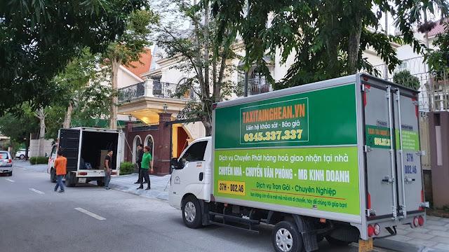dịch vụ chuyển nhà trọn gói thành vinh