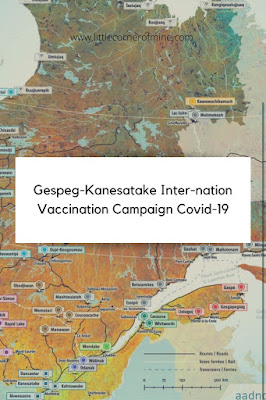 Inter-nation Gespeg Kanesatake Vaccination