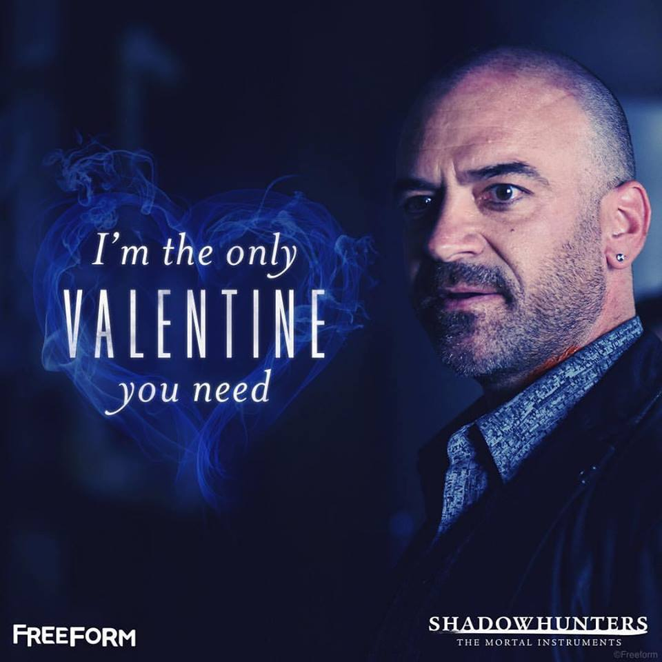 Happy Valentine S Day From The Cast Of Shadowhunters