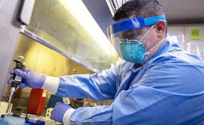 Американцы создают вирусы в секретных лабораториях под боком у России