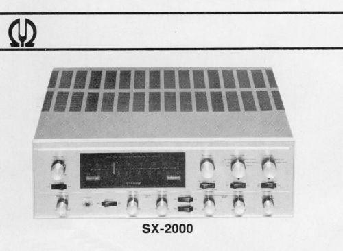 PIONEER SX-2000 (1970)