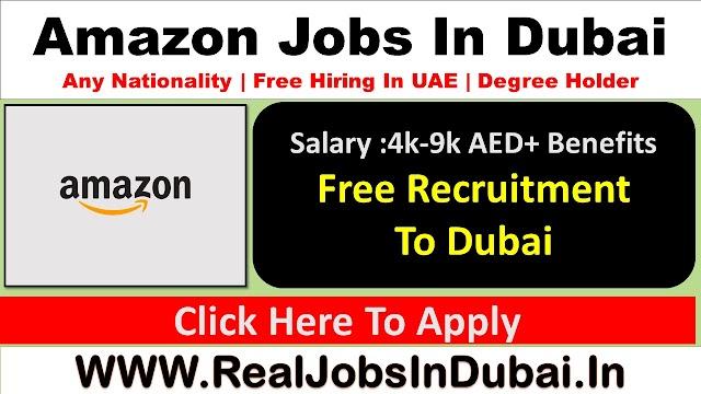 Amazon Jobs In Dubai
