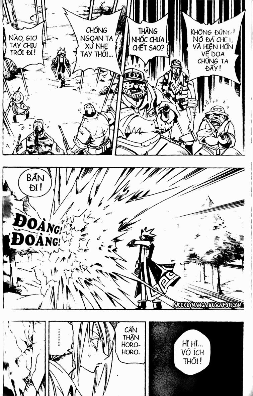 Shaman King [Vua pháp thuật] chap 94 trang 11