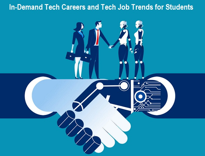 In-Demand Tech Job Trends for Students