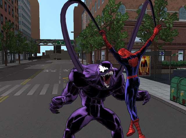 Ultimate Spider Man Game Pc Highly Compressed 76MB