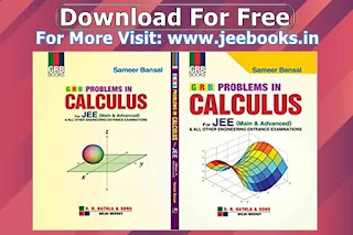 [PDF] GRB Problems in Calculus By Sameer Bansal For JEE (Free Download) Mains and Advanced