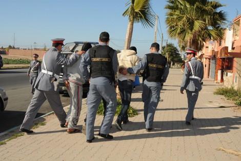 تارودانت: إعتقال مجموعة أشخاص اخترقوا الحجر الصحي بسبت الكردان