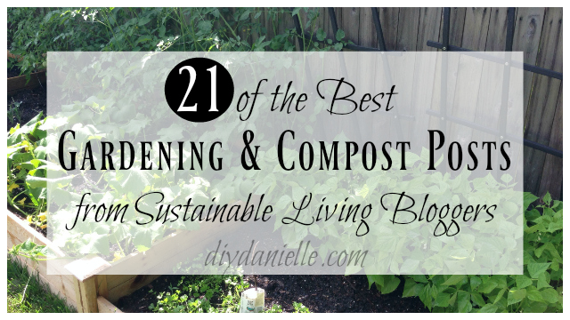 Everything you need to know about Gardening and Composting