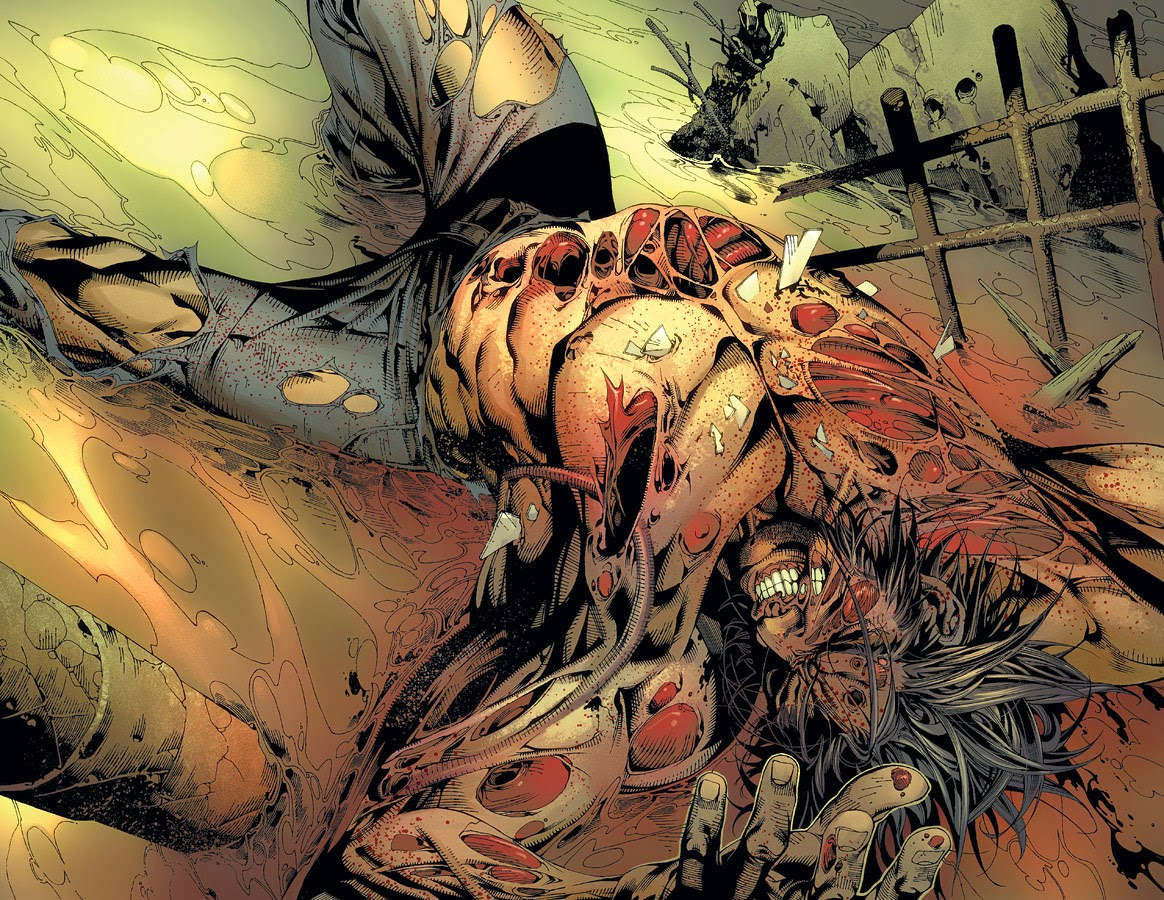 death of Wolverine killed off