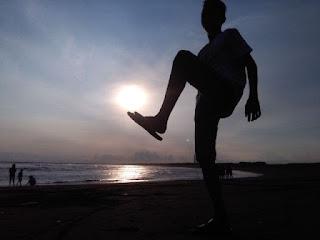 Wisata Pantai Pancer Puger Jember Jawa Timur