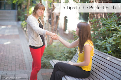 How to Perfect Your Pitch to Seal the Deal - 5 Tips for Success