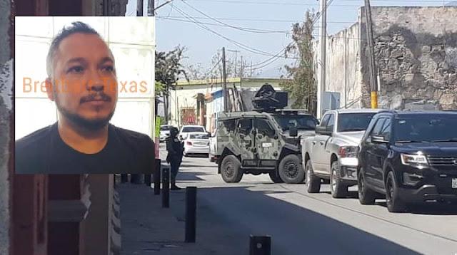 """Video: Así fue la captura en en Salinas Victoria, Nuevo León  de """"El Vaquero"""" líder del Cártel del Golfo helicópteros artilladlos y camiones blindados montaron el operativo"""