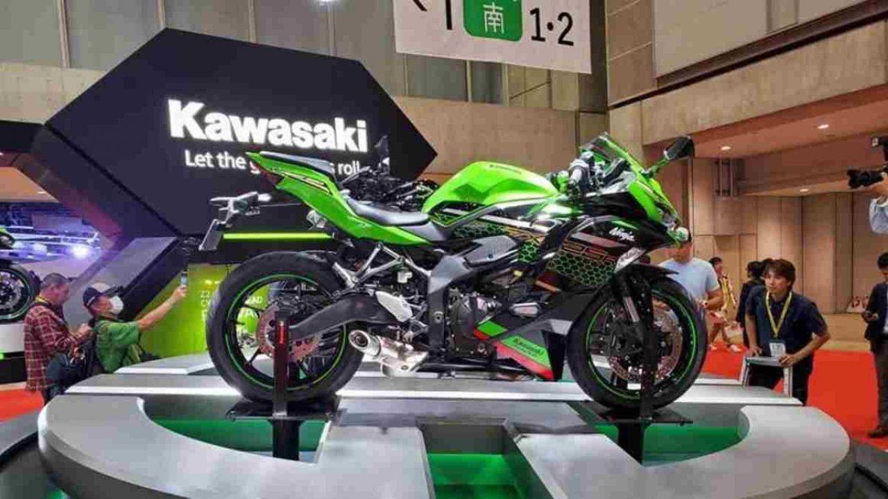 Kawasaki Ninja ZX-25R,