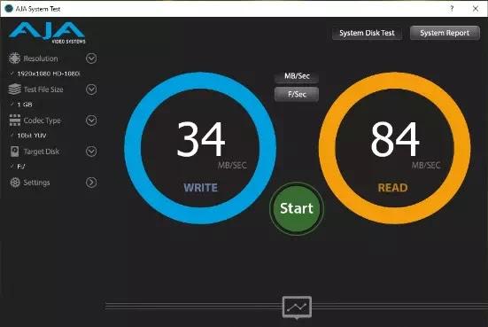 Cara menguji kecepatan kartu SD di Windows 10-2