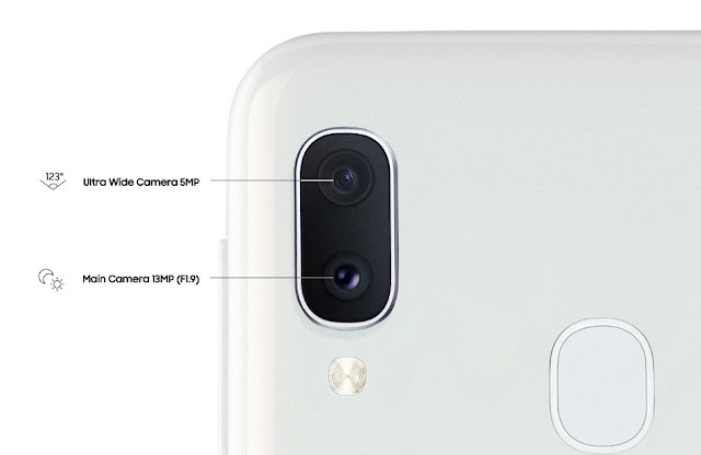 Samsung Galaxy A20e Price in Bangladesh