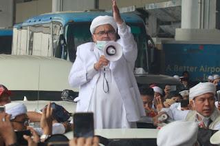 Beri Peringatan Keras Pada TNI dan Polri soal Papua Merdeka, HRS: Anda Tidak Becus!