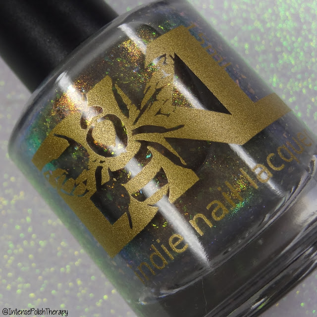Bee's Knees Lacquer Never Take Things for Granite | Hella Handmade Creations September 2019