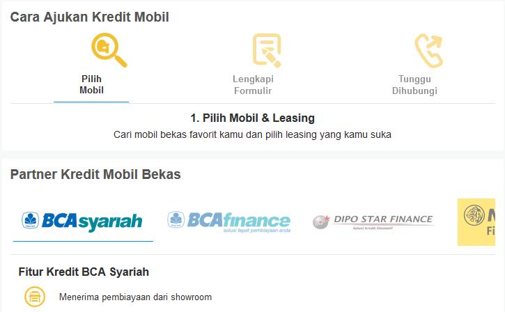 Melakukan Kredit Mobil Bekas di Garasi.id