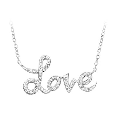 Fred meyer jewelry beautiful love necklace review for L love jewelry reviews