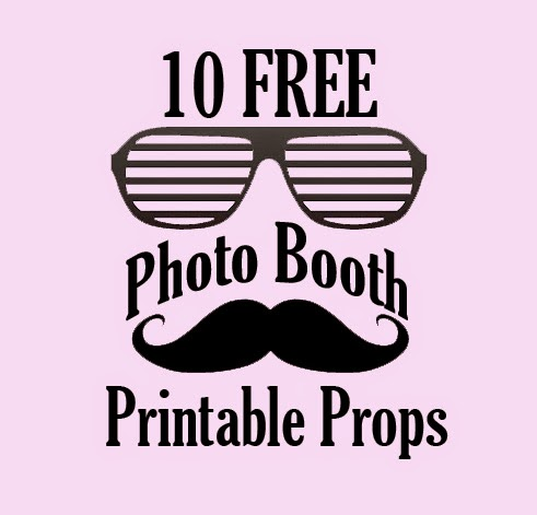 Living A Dolls Life Diy New Years Photo Booth Printables
