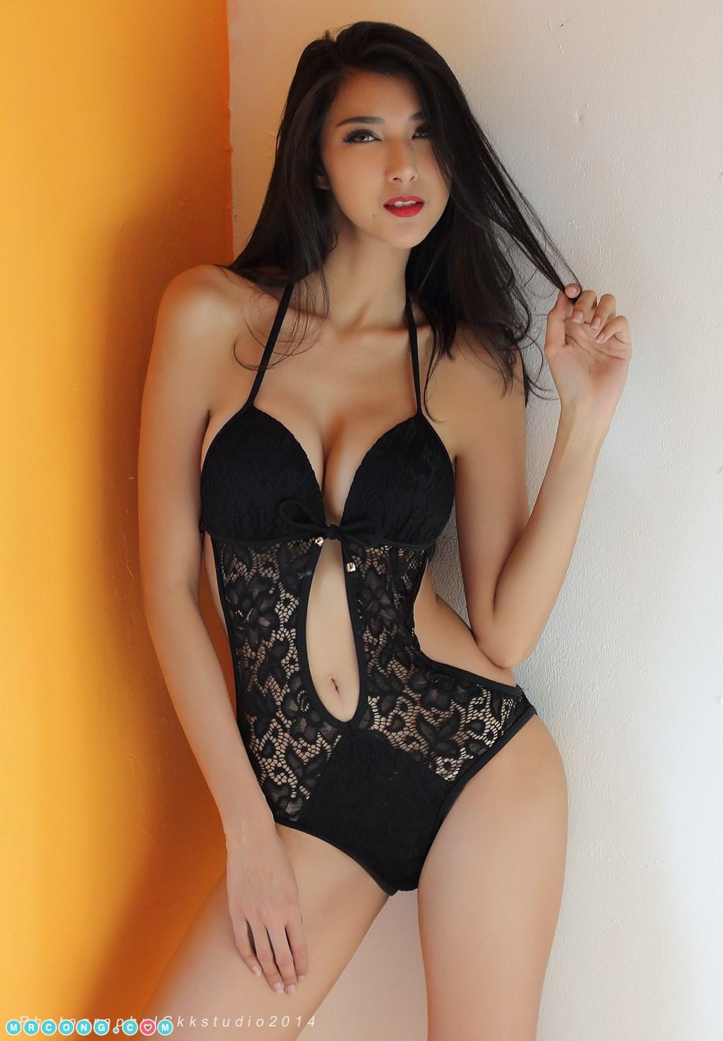 Image Thai-Model-No.345-Takky-Chonticha-Sujitalom-MrCong.com-003 in post Thai Model No.345: Người mẫu Takky Chonticha Sujitalom (27 ảnh)