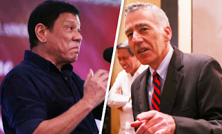 Duterte vs Goldberg
