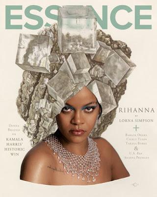 Rihanna Essence 2021 cover