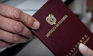 Precio Pasaporte en Colombia 2021