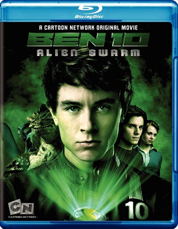 Ben 10 Alien Swarm 2009 Dual Audio Hindi 720p BluRay 800MB