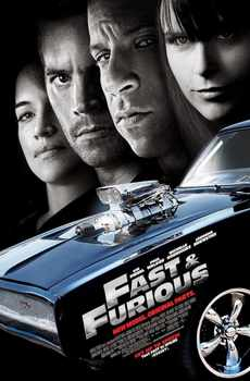 Rápido y Furioso 4 (2009) DVDRip Latino