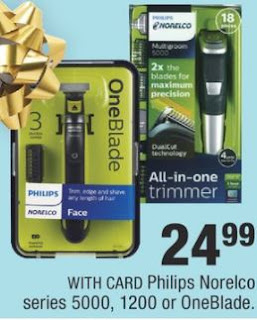 Philips Norelco Series 5000, 1200 Or Oneblade