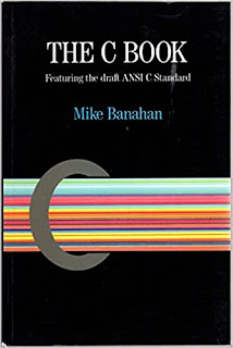 The C Book by mike banahan