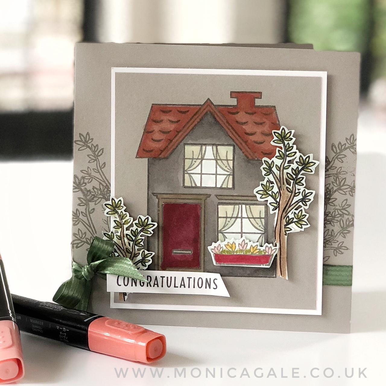 monica gale top stampin 39 up uk demonstrator pop up house. Black Bedroom Furniture Sets. Home Design Ideas