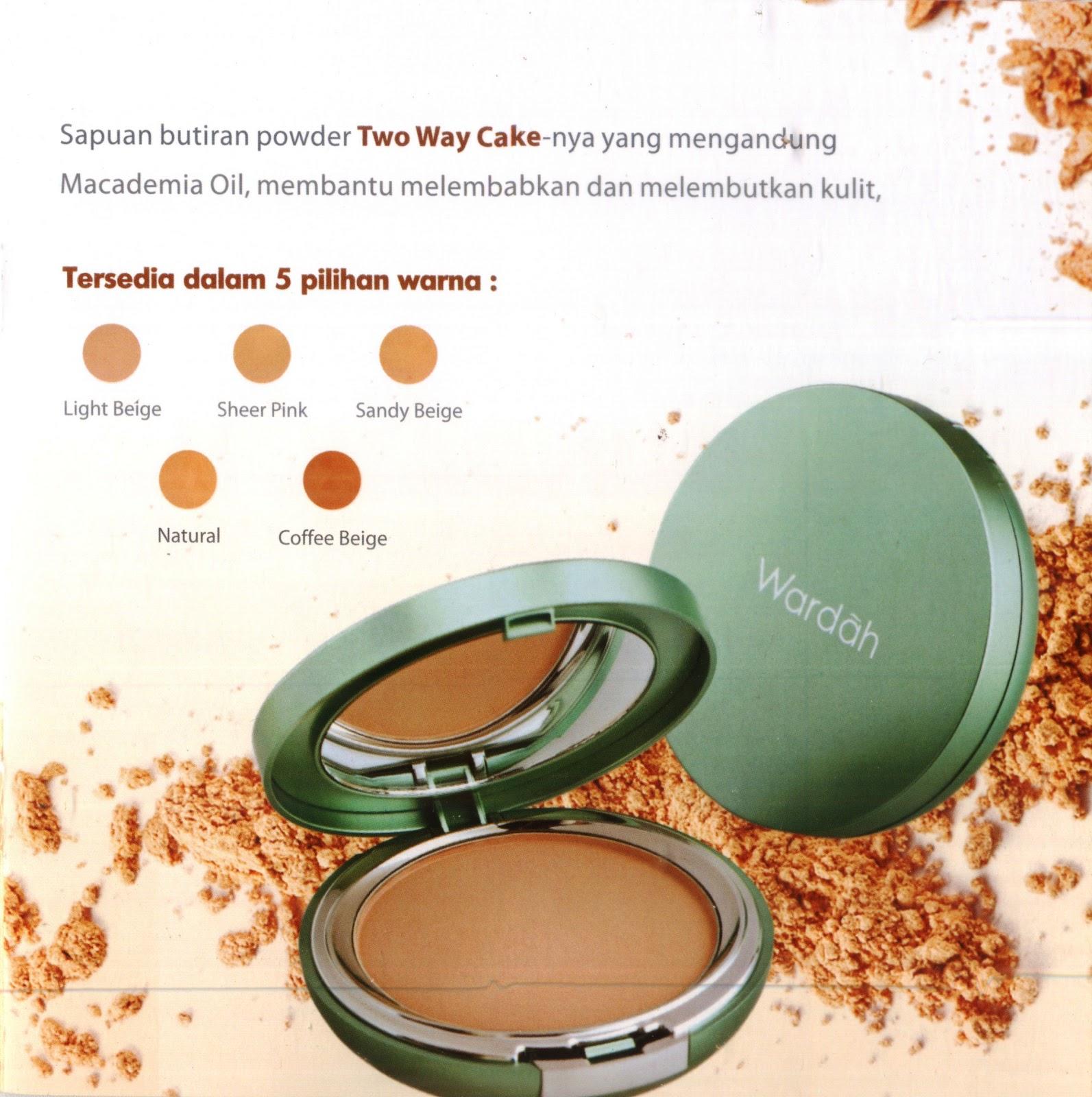 Katalog Wardah 2018 Terbaru 2012 Exclusive Liquid Foundation 05 Coffee Beige Two Way Cake
