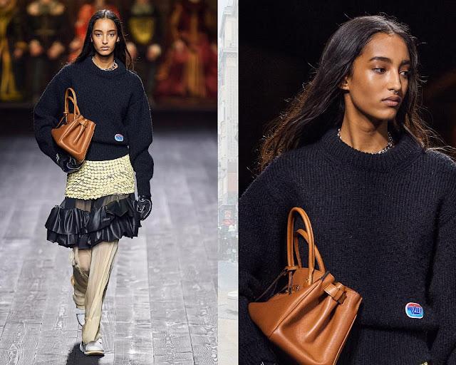 Louis Vuitton осень-зима 2020-2021 4
