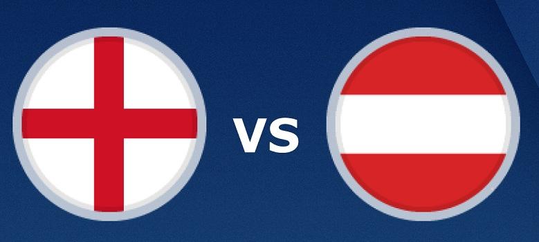 مشاهدة مباراة انجلترا والنمسا اليوم
