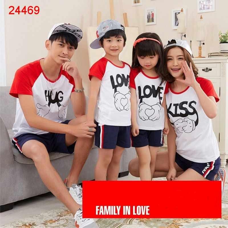 Jual Couple Keluarga FM2 Hug Kiss - 24469