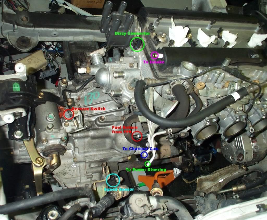 1996 Nissan Pickup Radio Wiring Diagram H13 Bulb Toyota 3 4 Knock Sensor Location | Get Free Image About