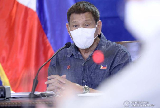 Duterte threatens to jail individuals who refuse vaccine