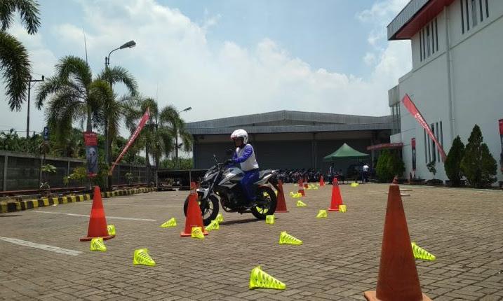 Astra Motor Gandeng HWBC Edukasi Safety Riding For Community