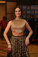 Actress Model Sarah Hopkins Latest Pos in Lehenga Choli at SIIMA Short Film Awards 2017 .COM 0117.JPG