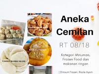 Aneka Cemilan - RT 08 / RW 18