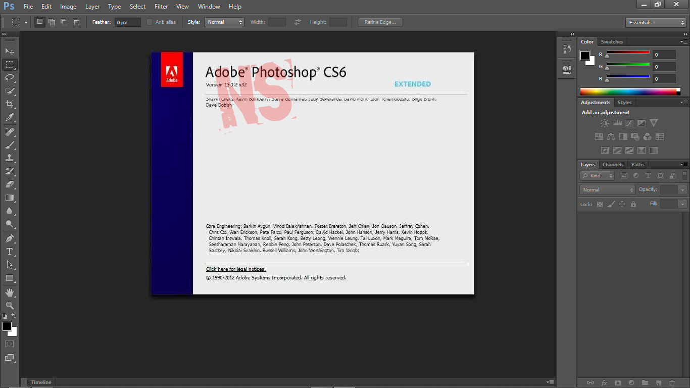 adobe photoshop cs6 torrent