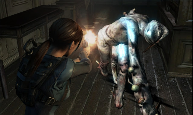 O survival horror que originalmente apareceu no 3DS chegará também ao PlayStation 4 e Xbox One.