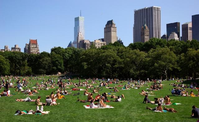 O que fazer no verão em Nova York